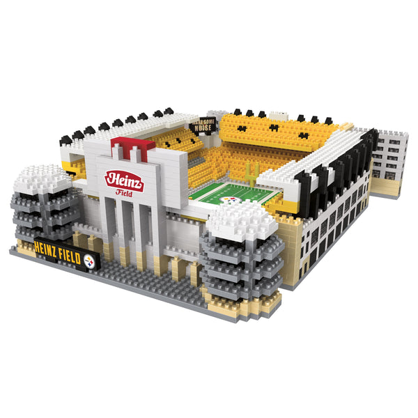 2f0c94fd9bc Green Bay Packers NFL 3D BRXLZ Puzzle Helmet Set   29.99. Pittsburgh  Steelers NFL Heinz Field 3D BRXLZ Stadium Blocks Set