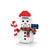 Dallas Cowboys NFL BRXLZ Snowman