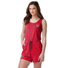 Kansas City Chiefs NFL Womens Game Day Romper