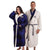 Baltimore Ravens NFL Lounge Life Reversible Robe