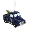 Boston Red Sox MLB Truck With Tree Ornament