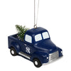 New York Yankees MLB Truck With Tree Ornament