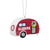 Alabama Crimson Tide Camper Ornament
