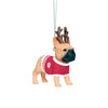 Indiana Hoosiers NCAA French Bulldog Wearing Sweater Ornament