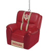 Indiana Hoosiers NCAA Reclining Chair Ornament
