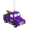 TCU Horned Frogs NCAA Truck With Tree Ornament