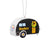 Pittsburgh Steelers Camper Ornament