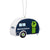 Seattle Seahawks Camper Ornament