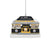 Pittsburgh Steelers NFL Light Up Diner Ornament