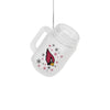Arizona Cardinals NFL Mason Jar Ornament
