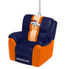 Denver Broncos NFL Reclining Chair Ornament