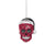 Arizona Cardinals NFL Sugar Skull Ornament