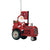 Tampa Bay Buccaneers NFL Santa Riding Tractor Ornament
