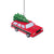 Tampa Bay Buccaneers NFL Station Wagon With Tree Ornament