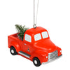 Cleveland Browns NFL Truck With Tree Ornament