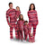 St Louis Cardinals MLB Family Holiday Pajamas
