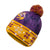 LSU Tigers NCAA Big Logo Light Up Printed Beanie