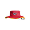 Kansas City Chiefs NFL Solid Boonie Hat (PREORDER - SHIPS EARLY JUNE)