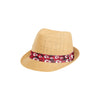 Kansas City Chiefs NFL Trilby Straw Hat