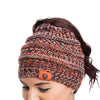 Chicago Bears NFL Womens Color Wave Ponytail Beanie