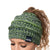 Seattle Seahawks NFL Womens Color Wave Ponytail Beanie