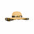 Pittsburgh Steelers NFL Womens Floral Straw Hat