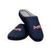 Atlanta Braves MLB Mens Memory Foam Slide Slippers
