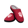 Indiana Hoosiers NCAA Mens Memory Foam Slide Slippers