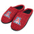 Arizona Wildcats NCAA Mens Poly Knit Cup Sole Slippers