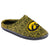 Iowa Hawkeyes NCAA Mens Poly Knit Cup Sole Slippers