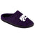 Kansas State Wildcats NCAA Mens Poly Knit Cup Sole Slippers