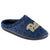 Pittsburgh Panthers NCAA Mens Poly Knit Cup Sole Slippers