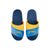 Los Angeles Chargers NFL Youth Colorblock Slide Slipper