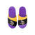 Minnesota Vikings NFL Youth Colorblock Slide Slipper