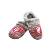Indiana Hoosiers NCAA Womens Peak Slide Slippers