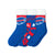 Buffalo Bills NFL Womens Fan Footy 3 Pack Slipper Socks