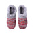 San Francisco 49ers NFL Womens Peak Slide Slippers