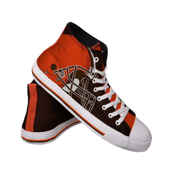 Cleveland Browns 2015 Sneaker Slipper Extra Large
