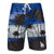 Los Angeles Dodgers MLB Mens Sunset Boardshorts (PREORDER - SHIPS LATE JUNE)
