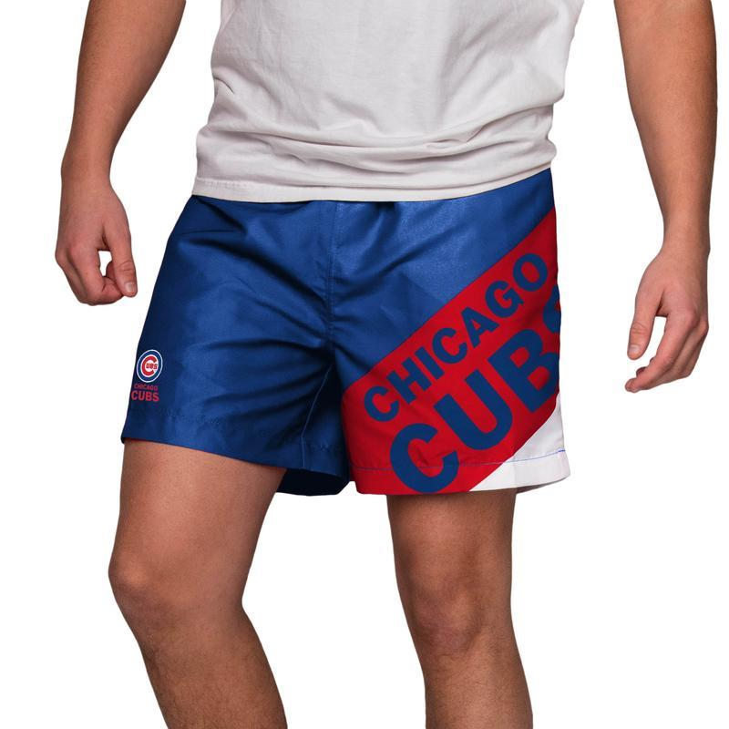 7e15f698e9 Chicago Cubs MLB Mens Swim Wear - Swimsuits Trunks Boardshorts - Pick Style