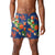 "New York Mets MLB Mens Floral Slim Fit 5.5"" Swimming Suit Trunks"