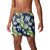 "New York Yankees MLB Mens Floral Slim Fit 5.5"" Swimming Suit Trunks"