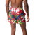 "Philadelphia Phillies MLB Mens Floral Slim Fit 5.5"" Swimming Suit Trunks"