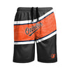 Baltimore Orioles MLB Mens Big Wordmark Swimming Trunks (PREORDER - SHIPS EARLY JUNE)