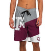 Texas A&M Aggies NCAA Mens Color Dive Boardshorts