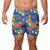 "Boise State Broncos NCAA Mens Floral Slim Fit 5.5"" Swimming Suit Trunks (PREORDER - SHIPS EARLY APRIL)"
