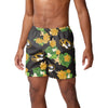 "Missouri Tigers NCAA Mens Floral Slim Fit 5.5"" Swimming Suit Trunks"