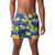 "Pittsburgh Panthers NCAA Mens Floral Slim Fit 5.5"" Swimming Suit Trunks"