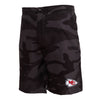 Kansas City Chiefs NFL Mens Nightcap Camo Walking Shorts