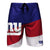 New York Giants NFL Mens Color Dive Boardshorts